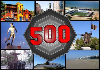 Ya tenemos mas de 500 visitas en tuenti