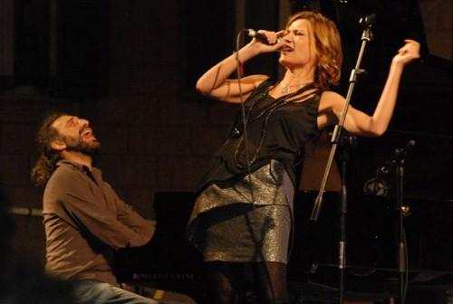 Irene Grandi e Stefano Bollani