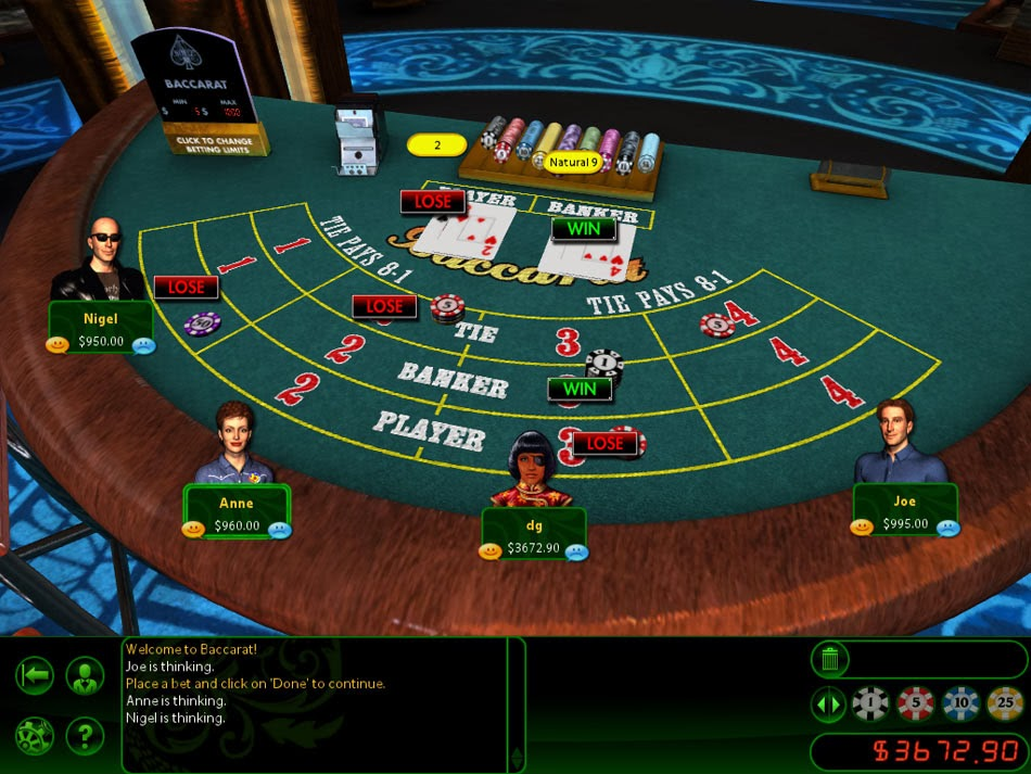Hoyle casino games 2009 cheats casino espanola