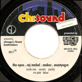 Album: Face Melt - Chi-Sound Vol. 1