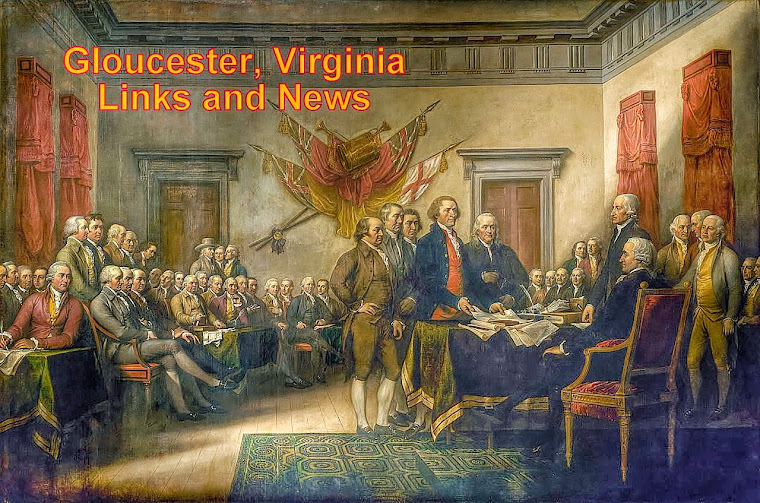 Gloucester VA Links and News, GVLN -  More Useful By The Day