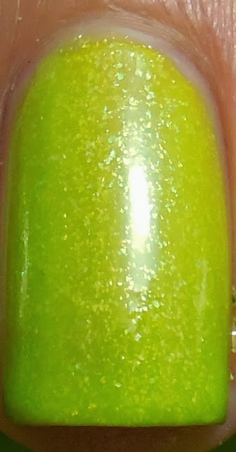 Avon Nailwear Pro Divine Lime