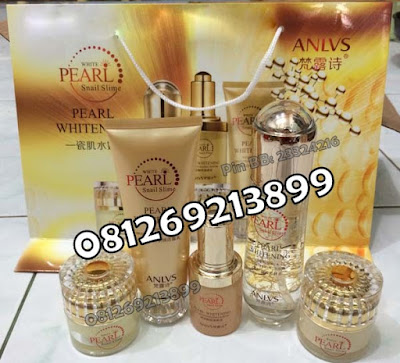 Cream Beauty Pearl Exclusive