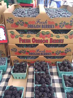 oregon berries