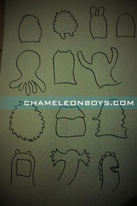 basic doodle art