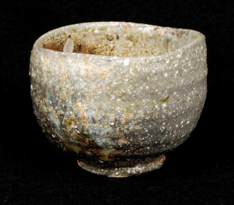 clay shares japanese tea bowls the art of the pinch pot