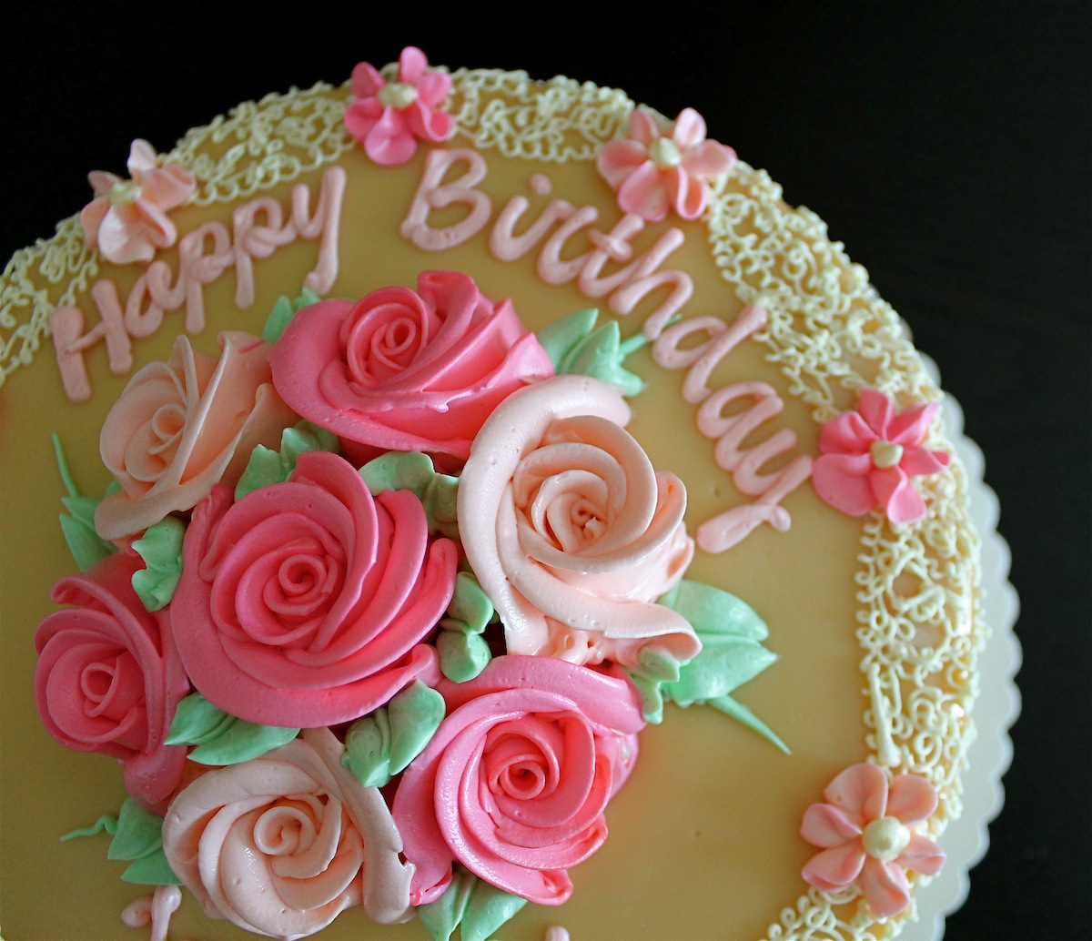 Image Result For Thin Birthday Cake