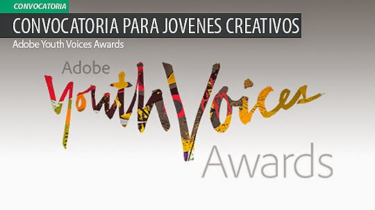 Convocatoria. ADOBE YOUTH VOICES