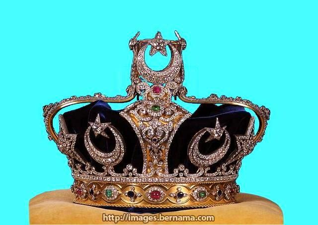 Kisah di sebalik mahkota Sultan Abu Bakar