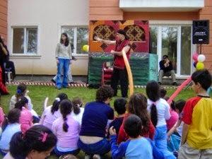 Sihirbaz İllüzyon Gösterisi Konya