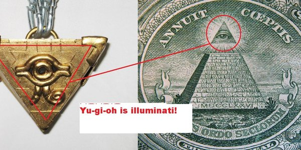 gambaran tentang illuminati