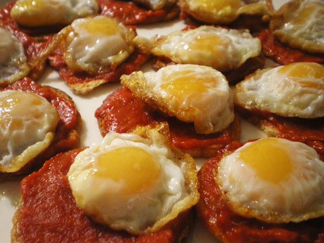 egg tapas