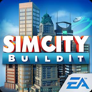 تحميل لعبة بناء المدن للاندرويد SimCity android apk مجانا