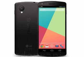 gambar LG Nexus 5