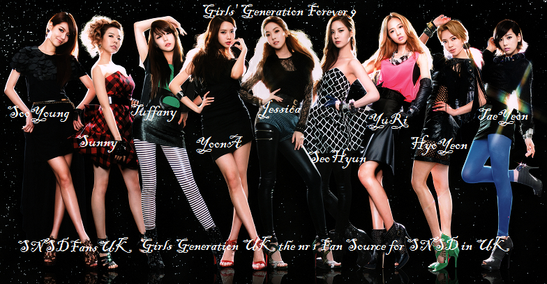 Girls Generation UK (SNSDFansUK)