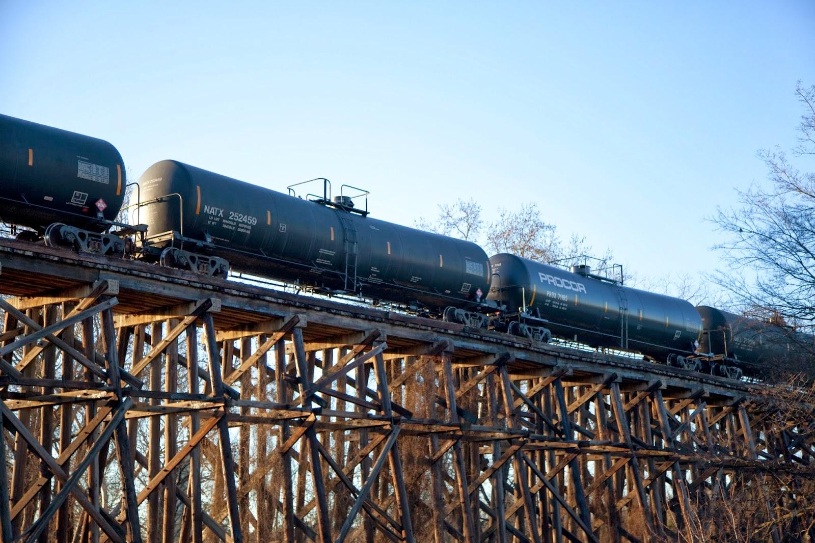 The Bakken Crude Debate Rail Cars Used To Ship Oil Called
