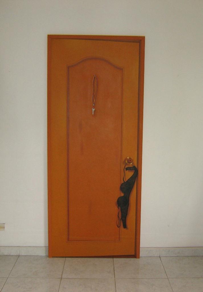Pinturas cuadros lienzos pinturas de puertas - Pintura para puertas ...