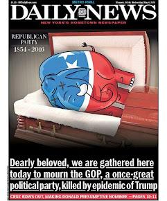 U.S.A.: morte del Partito Repubblicano