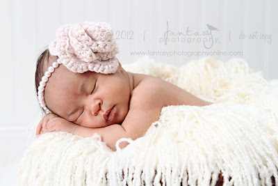Winston Salem Newborn Baby Photographer - Fantasy Photography, LLC
