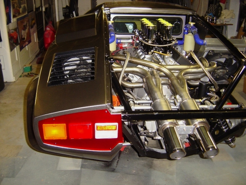 world of mysteries: guy built a lamborghini in his basement