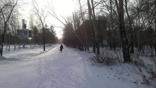 Снежная погода