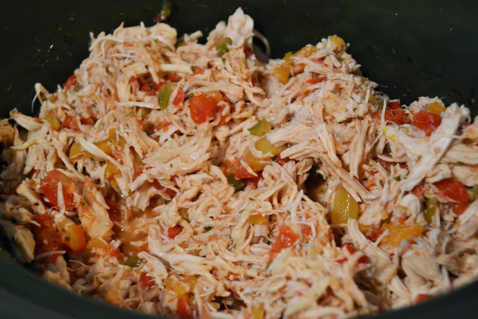 Chicken peach recipe crockpot