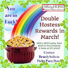 DOUBLE Hostess Rewards!
