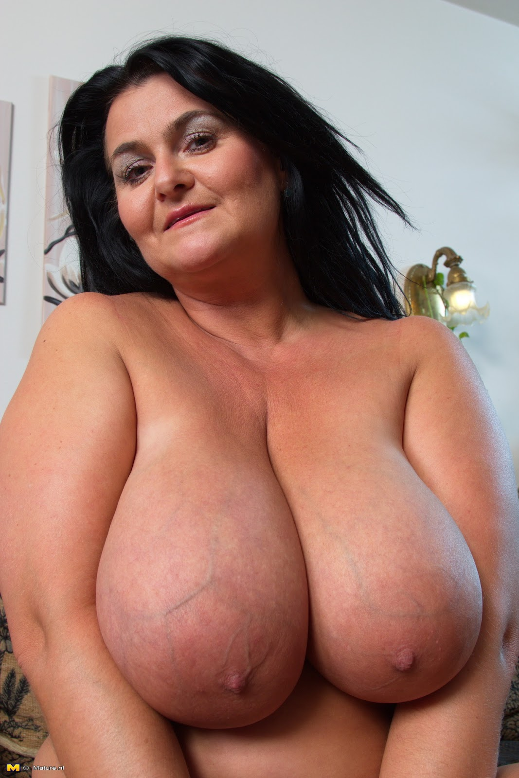 Older womens big tits