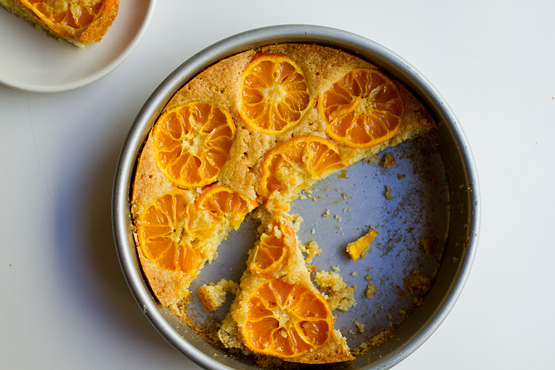 Bon Appétempt: Juicy Satsuma Orange Cake