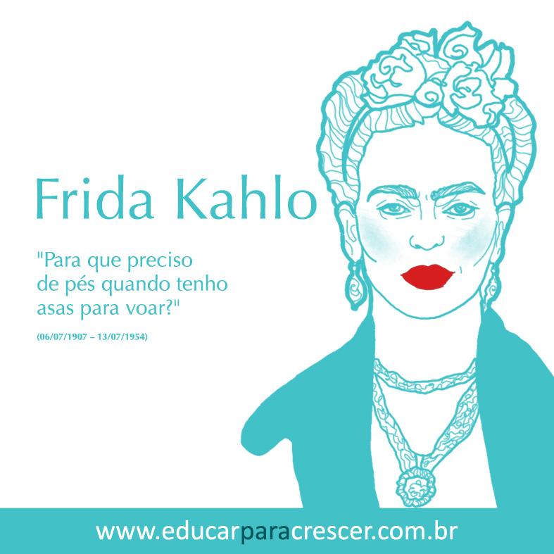 Portal Da Arte Frida Kahlo Pintora Mexicana