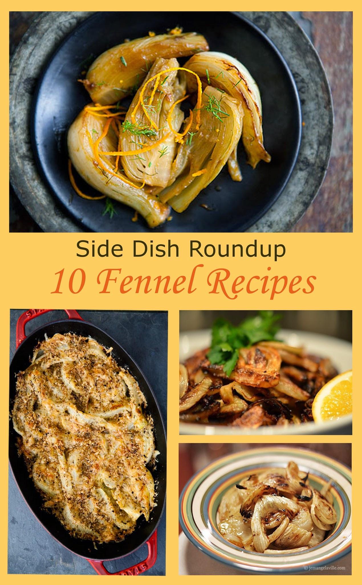 Fennel Side Dish Recipes