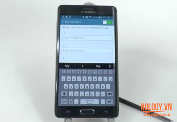 bán Galaxy Note Edge Docomo