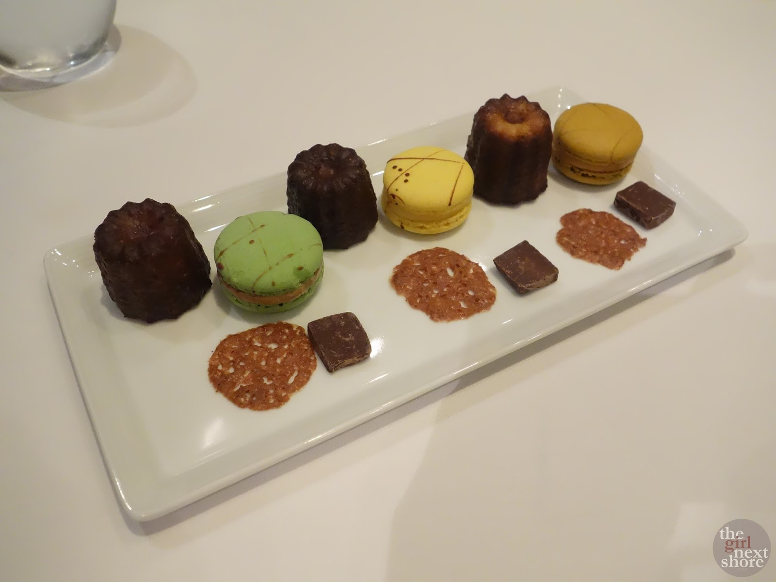 Gunther's Modern French Cuisine Singapore