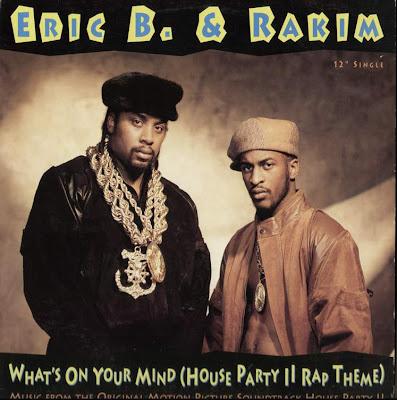 Eric B. & Rakim – What's On Your Mind (VLS) (1991) (320 kbps)