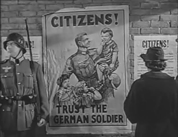this land is mine A timorous instructor (charles laughton) is motivated to act against the nazi  occupation of his hometown and he becomes a hero in this drama.