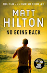 No Going Back - paperback