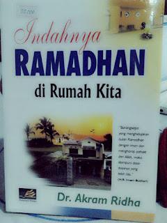 indahnya ramadhan di rumah kita