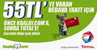 Koalay yakıt kampanyası
