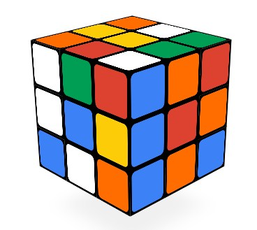Celebrando los 40 años Cubo Rubik