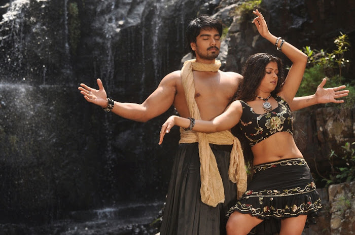 tamil movie Thalakonam latest hot seen gallery