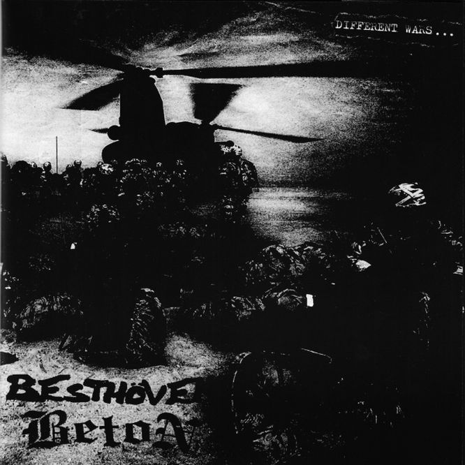 BESTHÖVEN / BETON - Split  EP