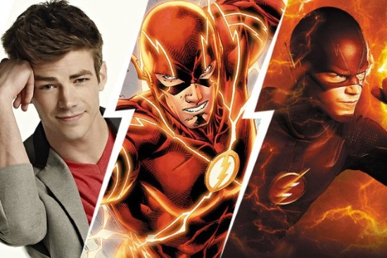 BARRY ALLEN/THE FLASH (GRANT GUSTIN)