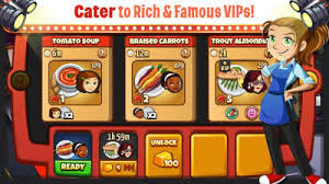 COOKING DASH 2016 v1.0.6 MOD APK Android