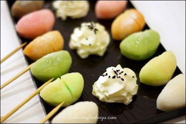Penang : Dessert | Kanemochi 麻薯雪糕