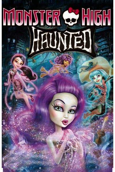 Haunted- Szkoła Duchów