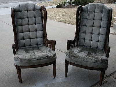 Bon The True (potential) Cost Of My Vintage Chairs