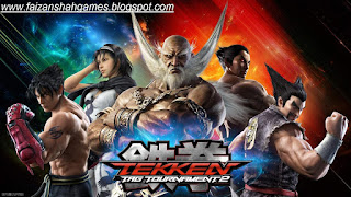 Tekken tag tournament 2 game online
