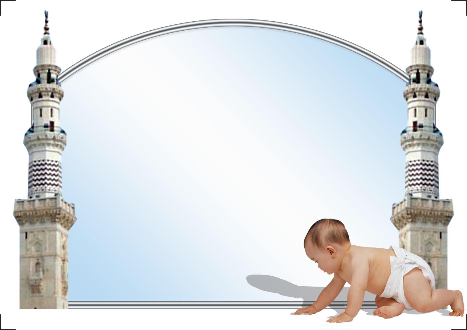 List of top bingkai kartu ucapan images - Background Ucapan Tasyakuran Bayi Laki Www Inidesain Com