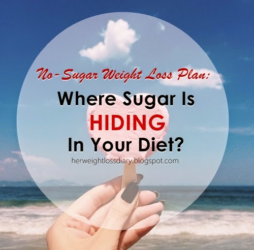 No-Sugar Weight Loss Plan: Where Sugar Is Hiding In Your Diet?