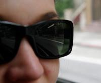Good Garage Scheme sunglasses autumn driving